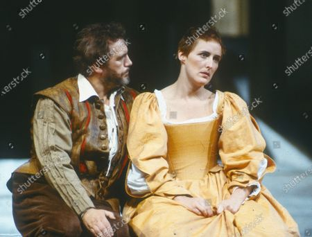 Editorial picture of 'The Taming of the Shrew' Play performed by the Royal Shakespeare Company UK 1989 - 07 Apr 2020