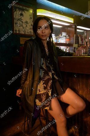 Zoe Kravitz as Robyn 'Rob' Brooks