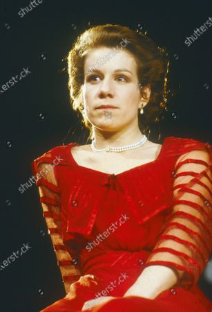 Editorial picture of 'Hedda Gabler' Play performed at the National Theatre, London, UK 1989 - 07 Apr 2020