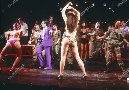 Editorial picture of 'Miss Saigon' Musical performed at the Theatre Royal, Haymarket, Kondon, UK 1989 - 07 Apr 2020