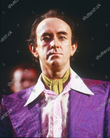 Stock Picture of Jonathan Pryce.