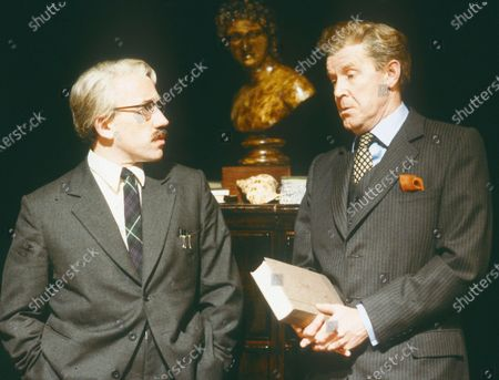 Simon Callow Alan Bennett