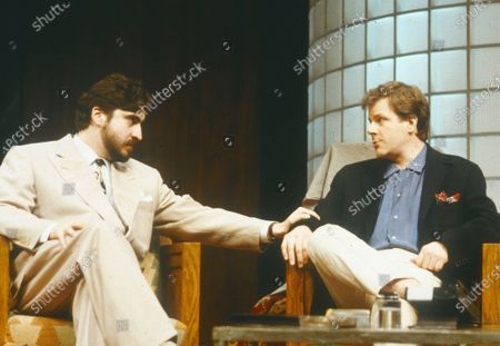 Editorial photo of 'Speed the Plow' Play performed in the Lyttelton Theatre, National Theatre, London, UK 1989 - 07 Apr 2020