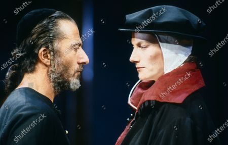 Editorial photo of 'The Merchant of Venice' Play performed at the Phoenix Theatre, London, UK 1989 - 07 Apr 2020