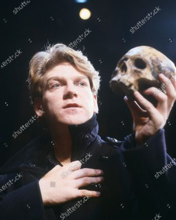Stock Picture of Kenneth Branagh