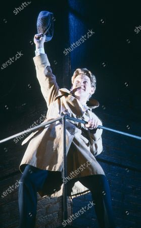 Editorial photo of 'Public Enemy' Play performed at the Lyric Theatre, Hammersmith, London, UK 1989 - 08 Apr 2020