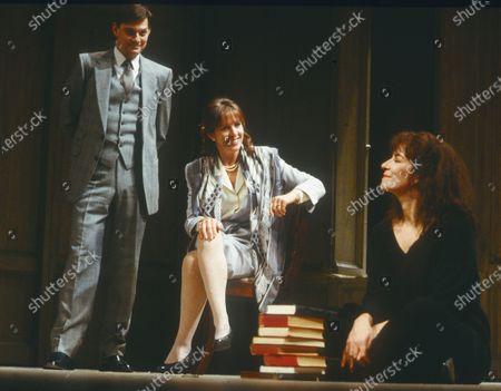 Paul Shelley. Penelope Wilton. Claire Higgins