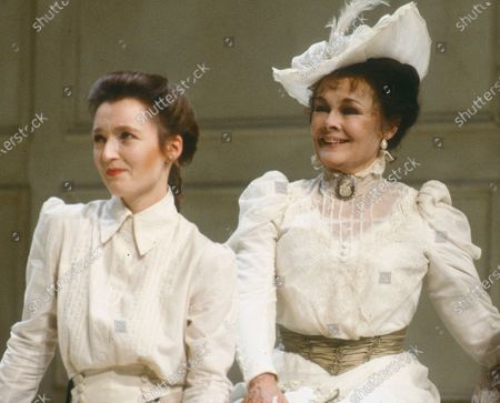 Editorial picture of 'The Cherry Orchard' Play performed at the Aldwych Theatre, London, UK 1989 - 08 Apr 2020