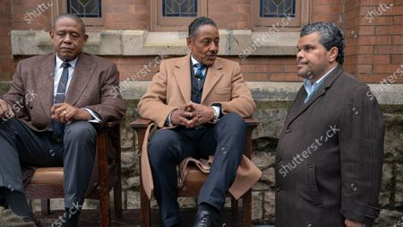 Editorial picture of 'Godfather of Harlem' - 2019