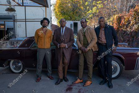 Elvis Nolasco as Nat Pettigrew, Forest Whitaker as Bumpy Johnson, Markuann Smith as Junie Byrd and Erik LaRay Harvey as Del Chance