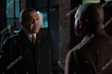 Chazz Palminteri as Joe Bonanno and Forest Whitaker as Bumpy Johnson