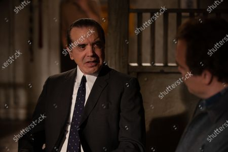 Chazz Palminteri as Joe Bonanno and Vincent D'Onofrio as Vincent 'Chin' Gigante