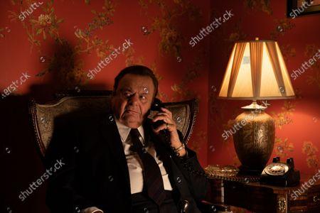 Stock Photo of Paul Sorvino as Frank Costello