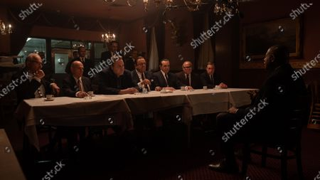 Forest Whitaker as Bumpy Johnson, Vincent D'Onofrio as Vincent 'Chin' Gigante, Paul Sorvino as Frank Costello and Chazz Palminteri as Joe Bonanno