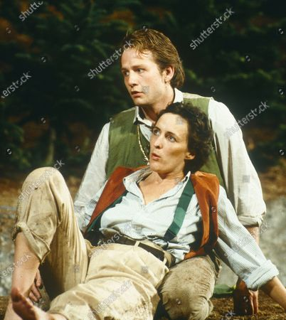 Editorial image of 'As You Like It' Play performed at the Old Vic, London, UK 1990 - 09 Apr 2020