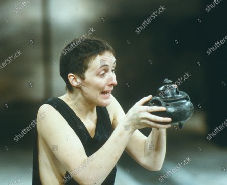 Editorial image of 'Elektra' Play performed by the Royal Shakespeare Company, UK 1989 - 08 Apr 2020