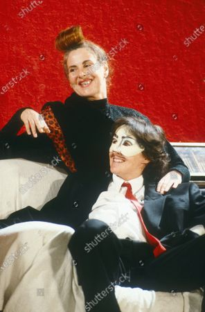 Stock Picture of Susan Engel. Fiona Shaw
