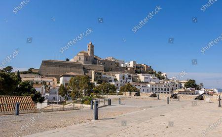 Editorial image of Coronavirus crisis in Ibiza, Spain - 09 Apr 2020