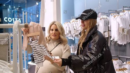 Danielle Armstrong and Ferne McCann.