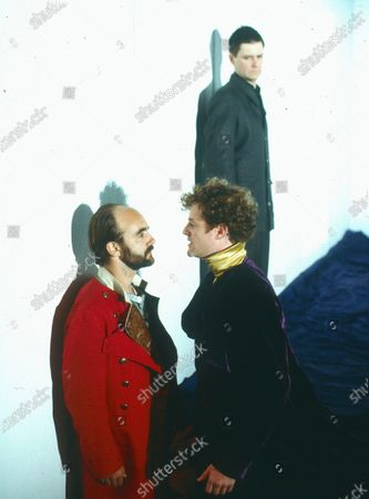 Editorial picture of 'Berenice' Play performed at the Cottesloe Theatre, National Theatre, London, UK 1990 - 09 Apr 2020