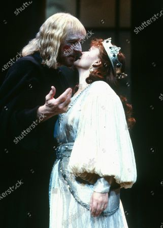 Editorial photo of 'Henry IV' Play performed in Wyndham's Theatre, London, UK 1990 - 09 Apr 2020