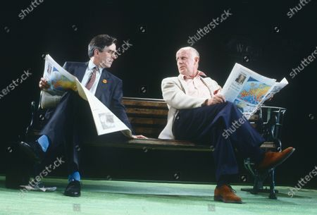 Editorial photo of 'Maydays' Play performed at the Royal Court Theatre, London, UK 1990 - 09 Apr 2020