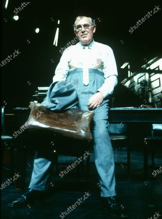 Stock Image of Joss Ackland