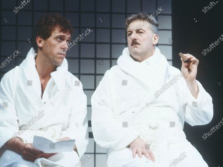 Editorial picture of 'Thark' Play performed at the Theatre Royal, Haymarket, London, UK 1990 - 09 Apr 2020