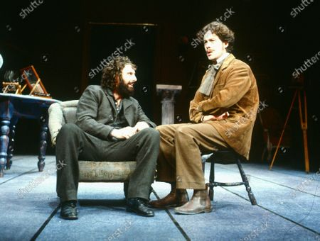 Editorial picture of 'The Wild Duck' Play performed at the Phoenix Theatre, London, UK 1990 - 09 Apr 2020