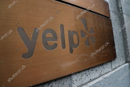 Editorial picture of Yelp Laying Off, Furloughing More Than 2,000, San Francisco, USA - 09 Apr 2020