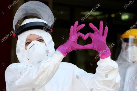 Daily life during the Coronavirus outbreak.