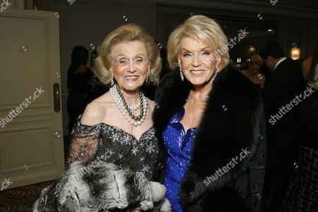 Barbara Davis and Jane Weintraub
