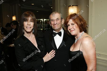 Ellen and Ken Ziffren and Susan Ekins