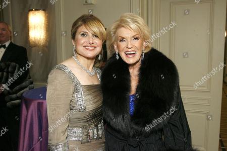 Ghada Irani and Jane Weintraub