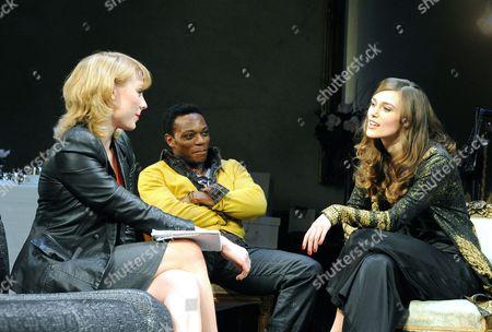 Kelly Price ( Ellen ) Chuk Iwuji ( Julian ) Keira Knightley ( Jennifer )