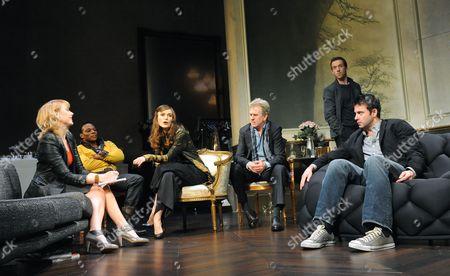 Kelly Price ( Ellen ) Chuk Iwuji ( Julian )  Keira Knightley ( Jennifer ) Nichols Le Prevost ( Alexander ) Damian Lewis ( Alceste ) Tim McMullan ( Covington )