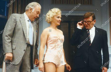 Donald Sinden, Sandra Dickenson. Michael Williams