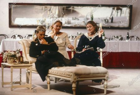 Editorial picture of 'Three Sisters' Play performed at the Royal Court Theatre, London, UK 1991 - 11 Apr 2020