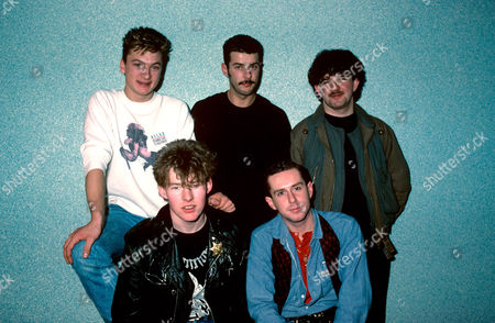 Frankie Goes To Hollywood - Mark O'Toole, Paul Rutherford, Peter Gill, Brian Nash and Holly Johnson
