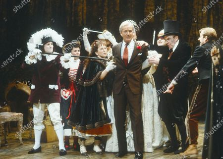 Editorial photo of 'Into the Woods' Musical Performed at the Phoenix Theatre, London, UK 1990 - 13 Apr 2020