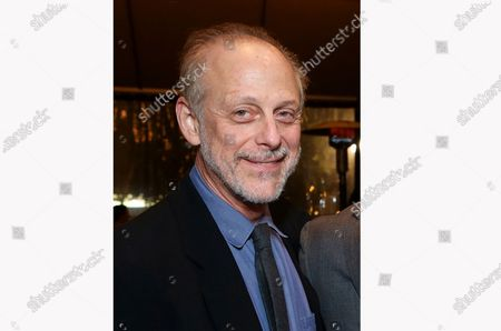 """Stock Picture of Cast members Mark Blum poses during the party for the opening night performance of """"Vanya and Sonia and Masha and Spike"""" at the Center Theatre Group/Mark Taper Forum, in Los Angeles, Calif"""