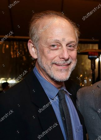 """Stock Photo of Cast members Mark Blum poses during the party for the opening night performance of """"Vanya and Sonia and Masha and Spike"""" at the Center Theatre Group/Mark Taper Forum, in Los Angeles, Calif"""