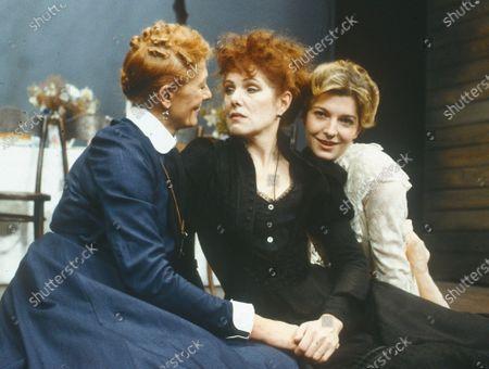 Stock Image of Vanessa Redgrave. Lynn Redgrave; Gemma Redgrave