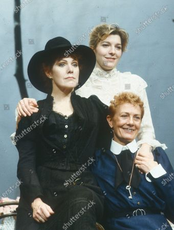 Editorial image of 'Three Sisters' Play performed at Queen's Theatre, London, UK 1991 - 13 Apr 2020