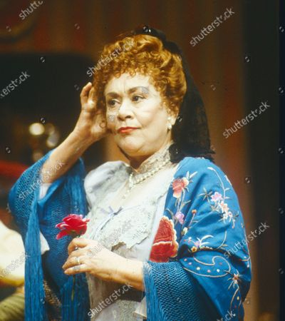 """Editorial image of """"Time and the Conways' Play performed at the Old Vic Theatre, London, UK 1991 - 13 Apr 2020"""