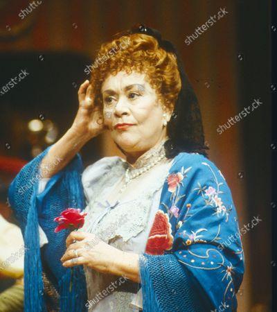 Stock Image of Joan Plowright