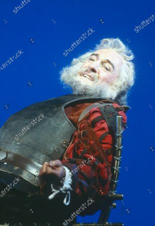 Editorial image of 'Henry IV' Play performed by the Royal Shakespeare Company, UK 1991 - 14 Apr 2020