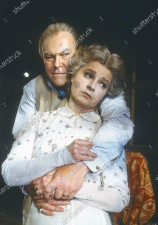 Editorial photo of 'A Long Day's Journey Into Night' Play performed at the National Theatre, London, UK 1991 - 14 Apr 2020