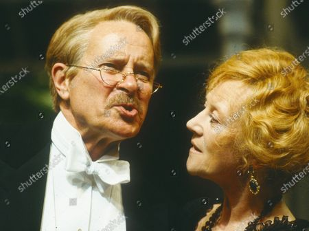 Editorial photo of 'Preserving Mr Panmure' Play performed at Chichester Festival Theatre, UK 1991 - 14 Apr 2020