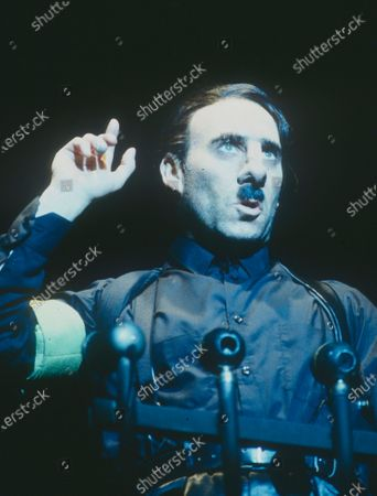 Editorial image of 'The Resistable Rise of Artuo Ui' Play performed at the National Theatre, London, UK  1991 - 14 Apr 2020